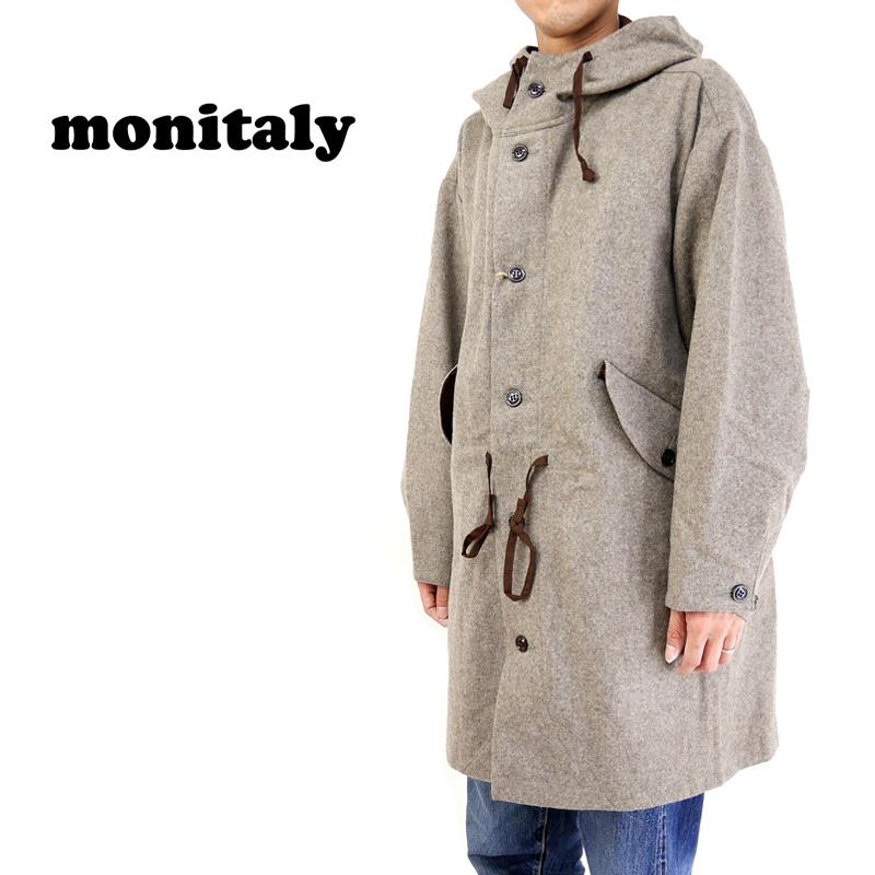 MONITALY モニタリー ジャケット CZECH COAT M26019 【メンズ コート】10P03Dec16
