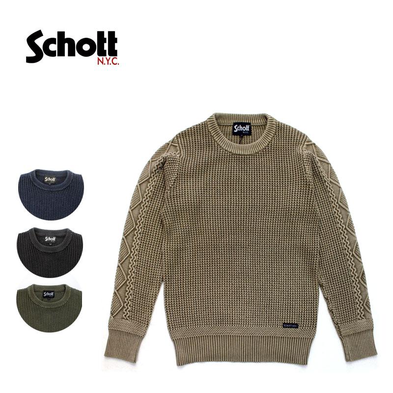 Schott ショット ニット・セーター