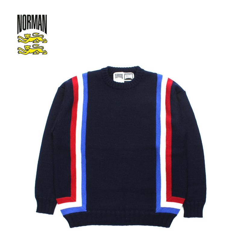 NORMAN ノルマン ニット・セーター