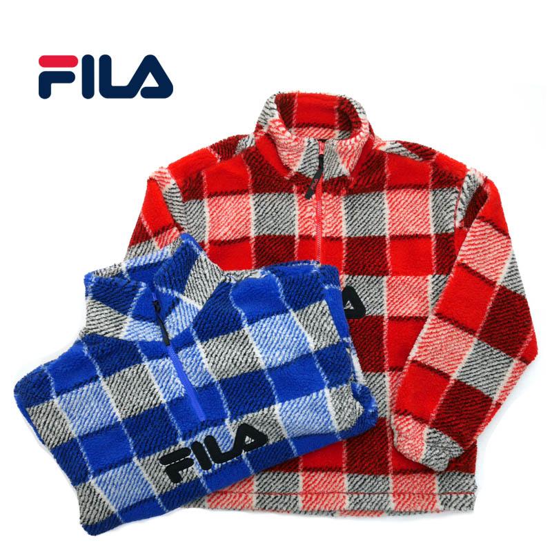FILA フィラ フリースジャケット