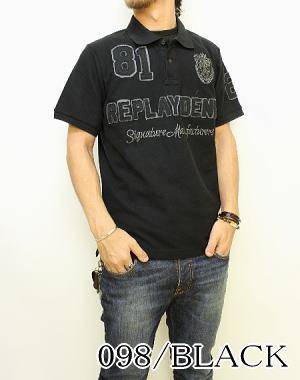 REPLAY リプレイ ポロシャツM368310P03Dec16【smtb-k】【ky】
