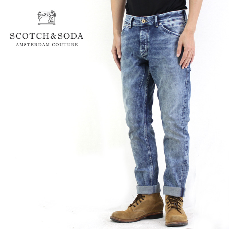 SCOTCH&SODA スコッチアンドソーダ パンツ PHAIDON BLAUW HIKE CONSTRUCTED SLIM FIT 148295 282-75515 10P03Dec16