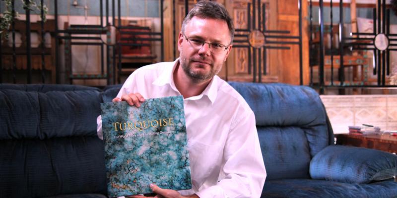 """綠松石綠松石書喬丹瑞喬丹洛瑞的迷人的寶石日本版""""迷人的寶石,其複雜的世界""""10P01Mar15 TURQUISE 世界故事"""