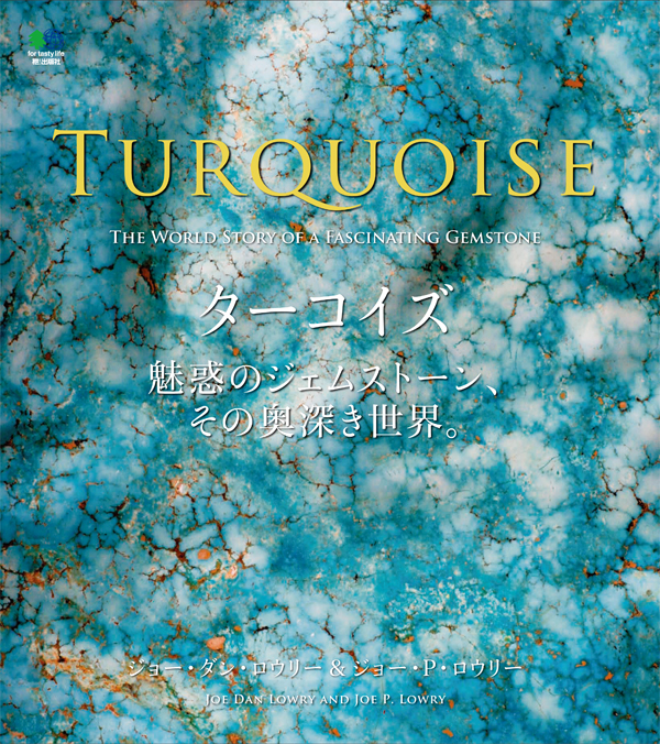 TURQUOISE BOOK turquoise book Joe Dan Lowry Joe Dan Lowry by TURQUISE The  World Story of a fascinating Gemstone Japan Edition