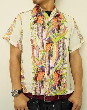 982d1108 SUN SURF San safe Eastern Enterprise S/S ALOHA SHIRT short-sleeved Hawaiian  shirts ...
