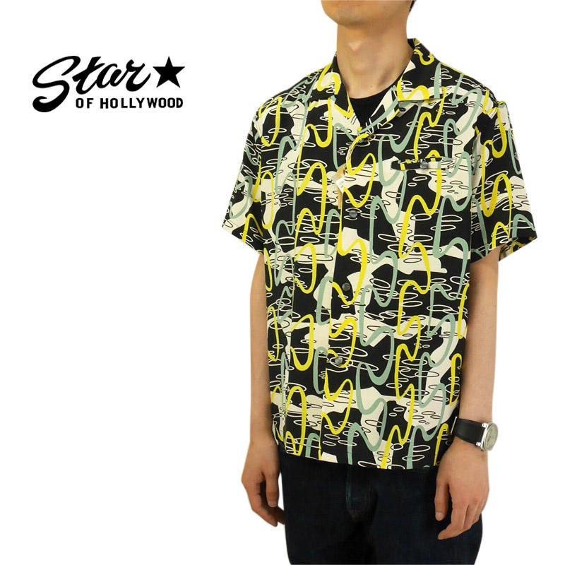 STAR OF HOLLYWOOD スターオブハリウッド 半袖 シャツ