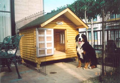 ログペットハウス 1400型 スタンダード 犬小屋 小型犬 中型犬 大型犬 犬舎 ゴールデンレトリバー ラブラドールレトリバー 柴犬 屋外