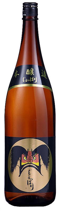 シャープでキレの良い喉越し マイルドな味わいが特徴です どっしりとした旨味の辛口の酒が ●スーパーSALE● セール期間限定 本醸造金のじょっぱり 美品 お燗や冷やにマッチします 1.8L