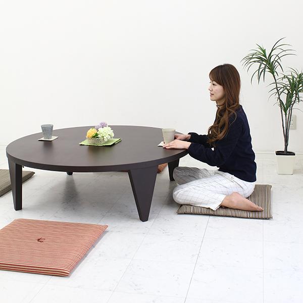高さ39cm、棚付き、折り脚のセンターテーブル レトロな小さな家具のシリーズ 高さ39cm棚付き折り脚センターテーブル 27-343レトロな小さな家具のシリーズ