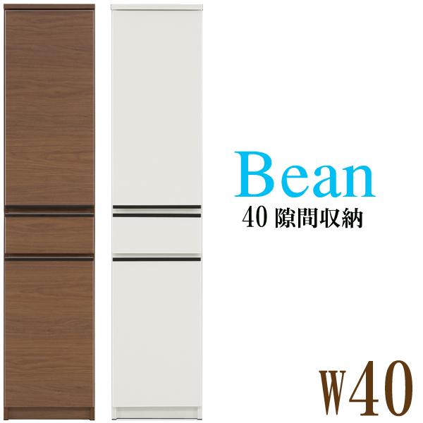狭い隙間スペースにも設置できる スリムな幅が魅力のスリム食器棚です 開戸収納が上下にあり たっぷりの食器などを収納できます 付属する可動棚で 高さも自在に調節できます スリム食器棚 幅40cm ハイタイプ すきま収納 すき間収納 隙間 薄型 スリム収納 キッチン 収納家具 ホワイト色 開戸 重ね ブラウン色 シンプル モダン メーカー公式 引き出し 特価キャンペーン 選べる2色 強化紙 北欧 ポリ板 1K 新生活 一人暮らし ワンルーム