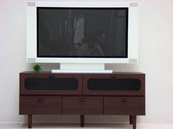ローボード テレビ台 テレビボード 木製 完成品 幅120cm 日本製 北欧 レトロ おしゃれ【送料無料】TV台 シンプル