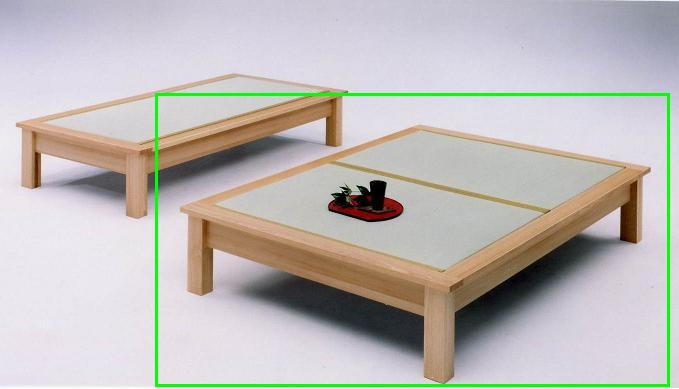 畳ベッド ダブルベッド 木製 魁ヘッドボードなし ダブル畳ベッド ナチュラル 日本製