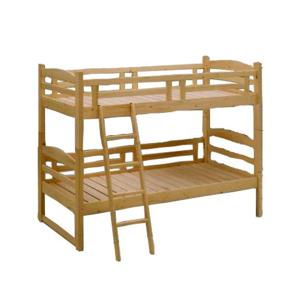 二段 ベッド 2段ベッド 2段ベット スノコ 木製 二段ベッド パイン 日本製