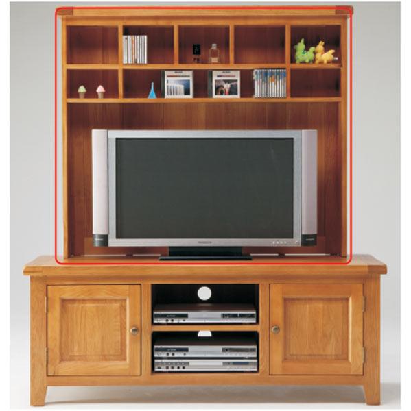 テレビユニットトップ テレビボード 木製 完成品 幅130cm 北欧 カントリー 【送料無料】 TV台