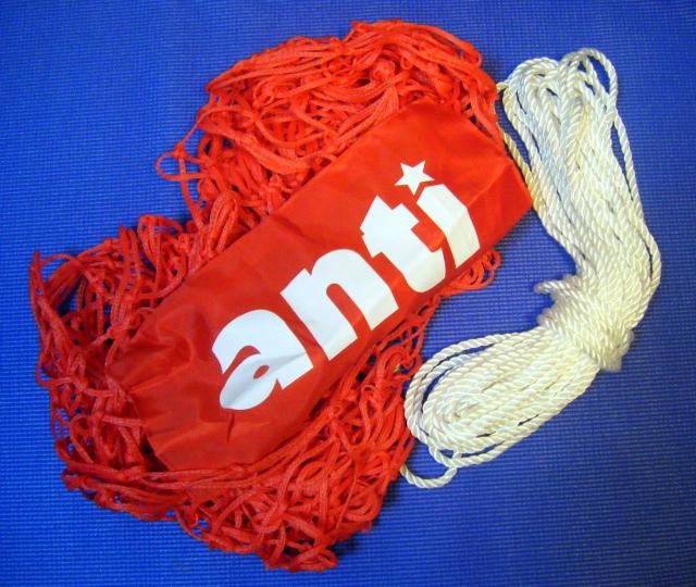 【ANTI 水球】シニア水球ゴール用取替ネット【送料無料】【smtb-k】【ky】