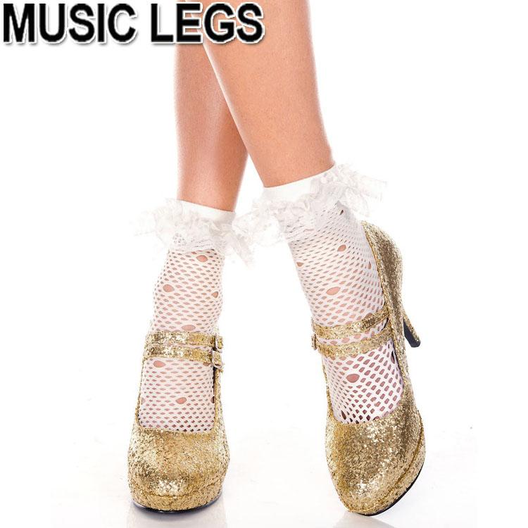 7aeeb70a52733 楽天市場 MusicLegs(ミュージックレッグス) ラッフルレース付きネット ...