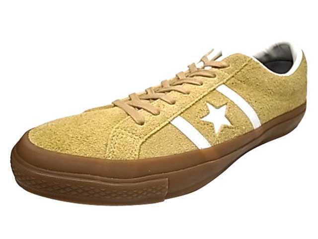 CONVERSE コンバース STAR & BARS SUEDE GM スター&バーズ スエード ガムソール BROWN ブラウン ローカット