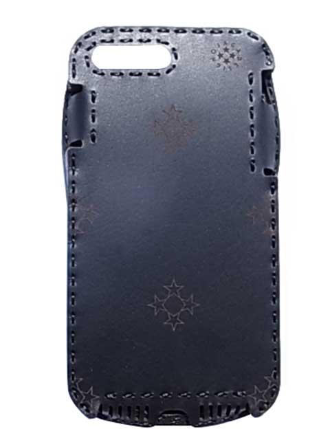 Ojaga design オジャガデザイン ITHA iPhone7Plus/8Plusケース ブラック アイフォン7プラス/8プラスケース メイドインジャパン