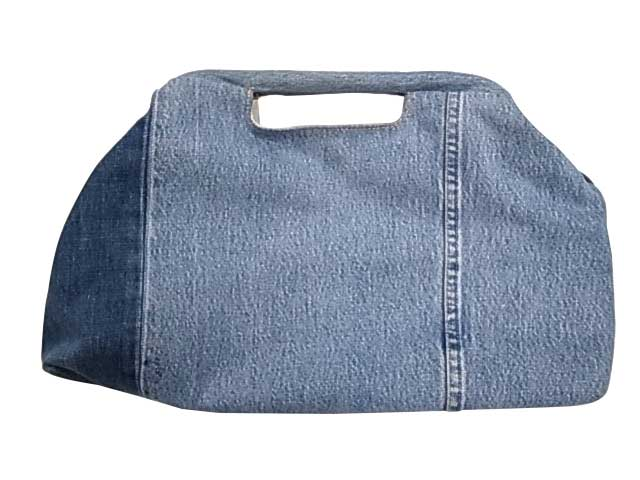 Blaquish ブラキッシュ Denim Clutch Bag デニム クラッチバッグ  Made in JAPAN