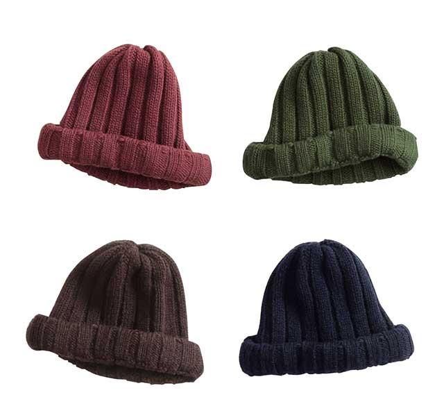 予約販売 10月上旬発送予定 remilla レミーラ リブニット帽 Winter R21-3424 2021 開店祝い オンラインショッピング Autumn