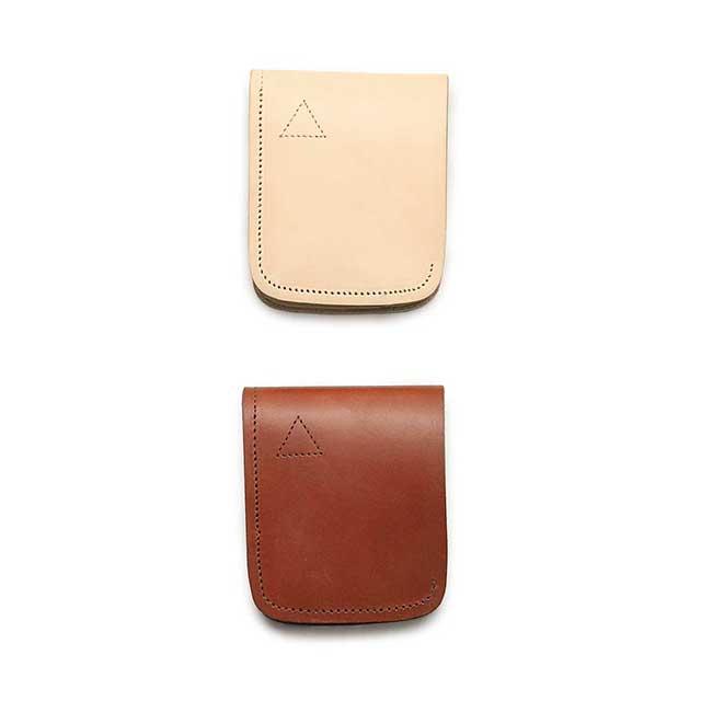 remilla レミーラ Delta wallet デルタウォレット 二つ折り 財布