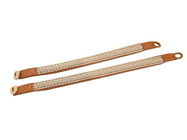 AC Design ACデザイン Hugin ブレスレット S/Lサイズ BROWN