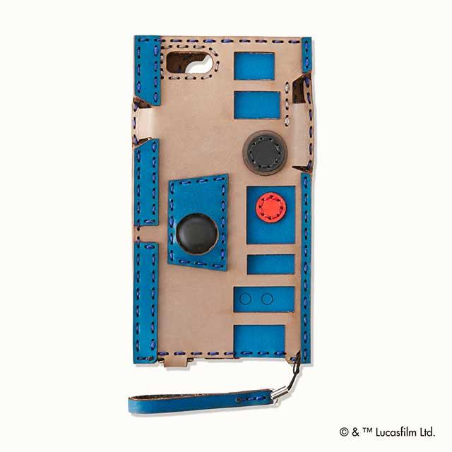 ★SALE 30%OFF★STARWARS スターウォーズ × Ojaga design オジャガデザイン R2-D2 iPhone6 Case アイフォン6ケース メイドインジャパン Ojagadesign オジャガ デザイン