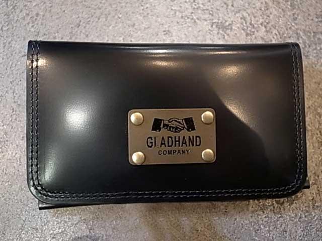 f2620b9ae98d POTER ポーター × GLAD HAND グラッドハンド BELONGINGS BLACK カードケース ブラック GLADHAND BY POTER  YOSHIDA & Co., LTD. 日本製 CARDCASE-クレジットカード ...