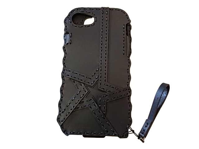Ojaga design オジャガデザイン Perseus iPhone7ケース BLACK アイフォン7ケース メイドインジャパン