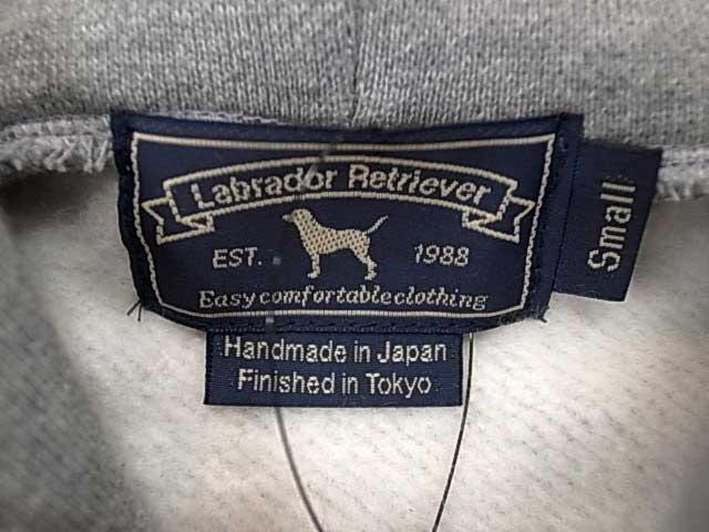 ★SALE 40%OFF ★ Labrador Retriever Labrador retriever logo parka Made in  Japan