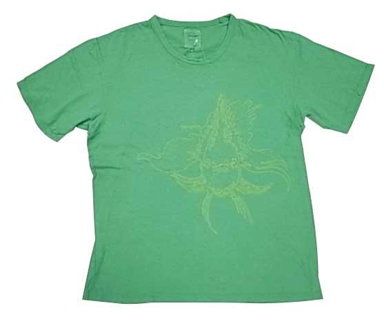 remilla レミーラ 安心と信頼 NAVIGATOR R2-1211 Tシャツ 新作製品 世界最高品質人気 ライム