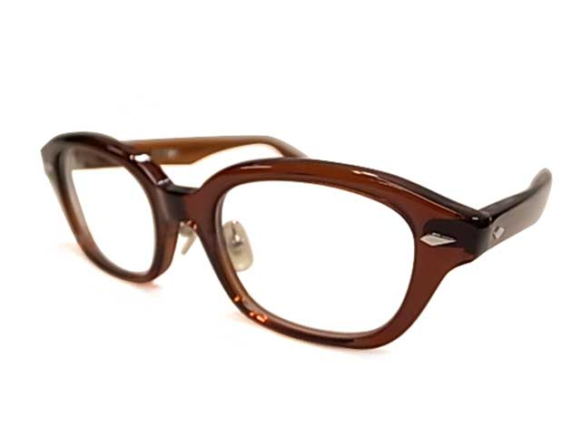 GLAD HAND グラッドハンド×丹羽雅彦 「J-IMMY GLASSES」  眼鏡 メガネ タート アーネル