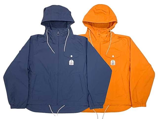 【SALE】 FIDELITY フィデリティ IMEX MARIN PARKA マリンパーカマリンジャケット マウンテンパーカ 2色(NAVY/ORANGE)
