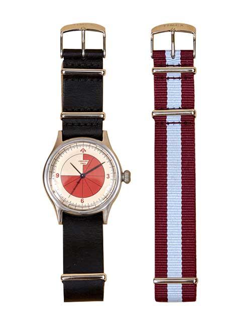 Nigel Cabourn ナイジェル・ケーボン × TIMEX タイメックス REFEREE WATCH レフリー ウォッチ 腕時計