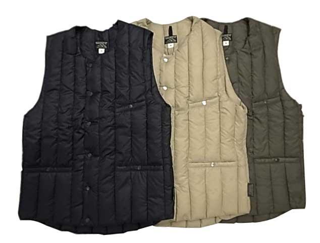 【SALE 20%OFF】 Rocky Mountain Featherbed ロッキー マウンテン フェザーベッド Six Month Vest インナーダウン シックスマンス ベスト '19 2019年 MADE IN JAPAN