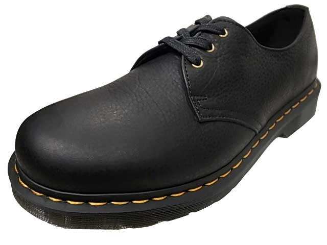 Dr. Martens ドクターマーチン 1461 AMBASSADOR 3 EYE SHOE 24995001 BLACK ブラック