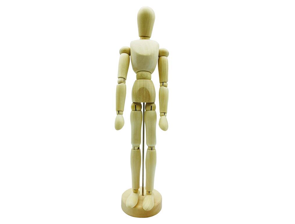 在庫一掃売り切りセール 可動フィギュア 木製人形 デッサンドール 素体 女性 男性 手 ホルベイン 子供 男 シームレス ボディちゃん 木製 可動 マネキン インテリア mak-e34 スケッチ 32cm モデル人形 撮影 モデル スタンド付 デッサン人形 送料無料 買い取り 美術 画材 デッサン