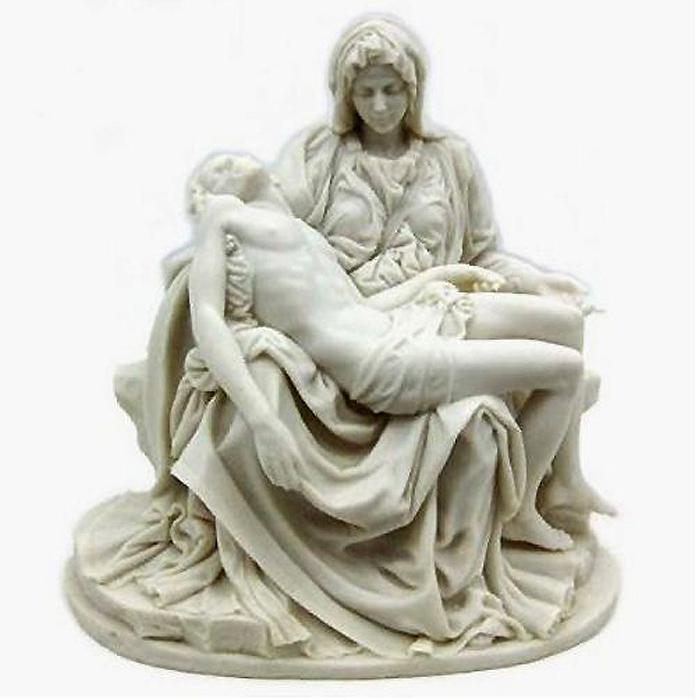 ミケランジェロ作「ピエタ」像 サン・ピエトロ大聖堂/ Michelangelo's