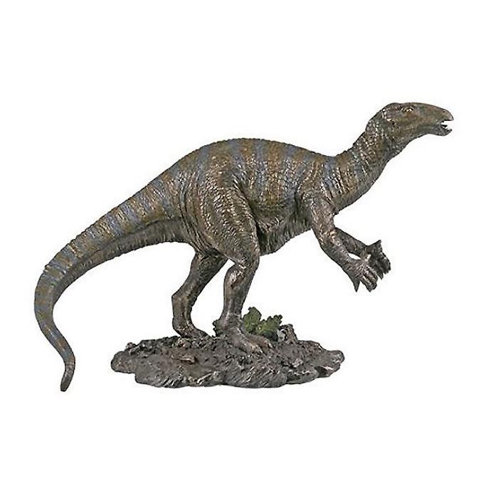 イグアノドン - 恐竜フィギュア 彫像 高さ約14cm/ Iguanodon - Dinosaur(輸入品