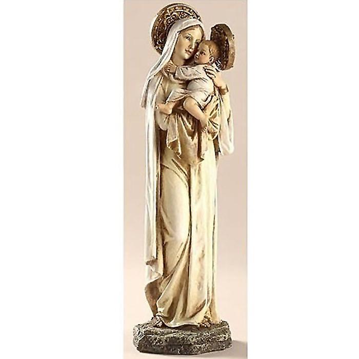 愛すべき御母 聖母マリアとキリスト彫像 カトリック/Madonna with Child Mater Amabilis Jesus Statue(輸入品)