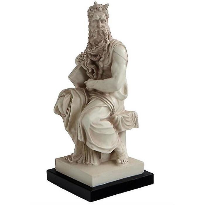教皇ユリウス2世墓廟のモーゼ像(モーセ像) ミケランジェロ作 / Moses for Tomb of Julius II by Michelangelo(輸入品