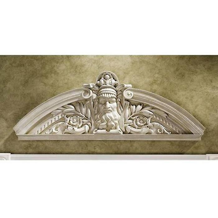 プロメテウス タイタン(ティターン)の反逆 彫刻 ウォールペディメント / Design Toscano Prometheus The Rebel Titan Sculptural Wall Pediment(輸入品