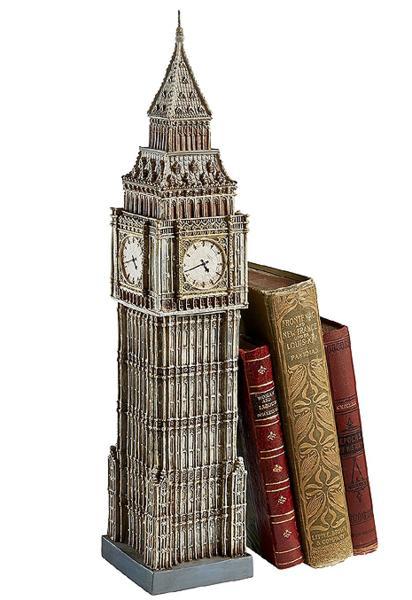 ビッグベン時計塔 彫像 彫刻/ Design Toscano JQ8908 Big Ben Clock Tower Statue(輸入品)