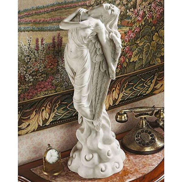 昇天する天使 彫像 デザイン トスカノ製/ Design Toscano KY71385 Ascending Angel Sculpture - Medium (輸入品