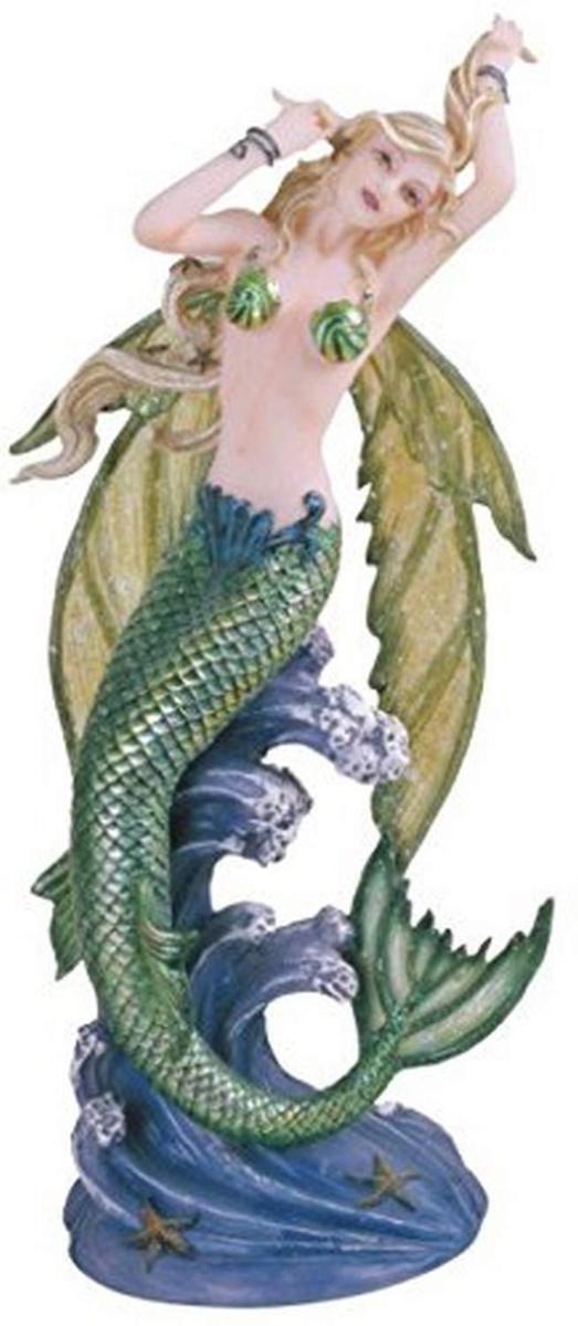 StealStreet製 フェアリーコレクション/マーメイド(人魚)ファンタジー・フィギュア 装飾彫刻 彫像(輸入品)