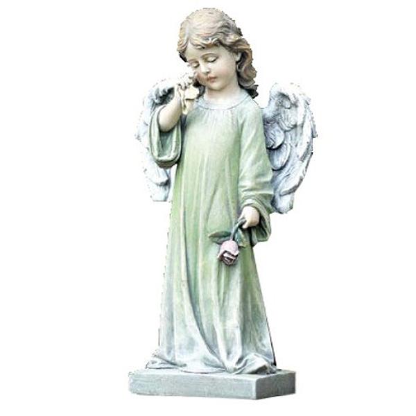 """泣いている天使"""" ガーデン 彫刻 彫像/ Napco Commemorative Garden Statue, Weeping Angel(輸入品"""