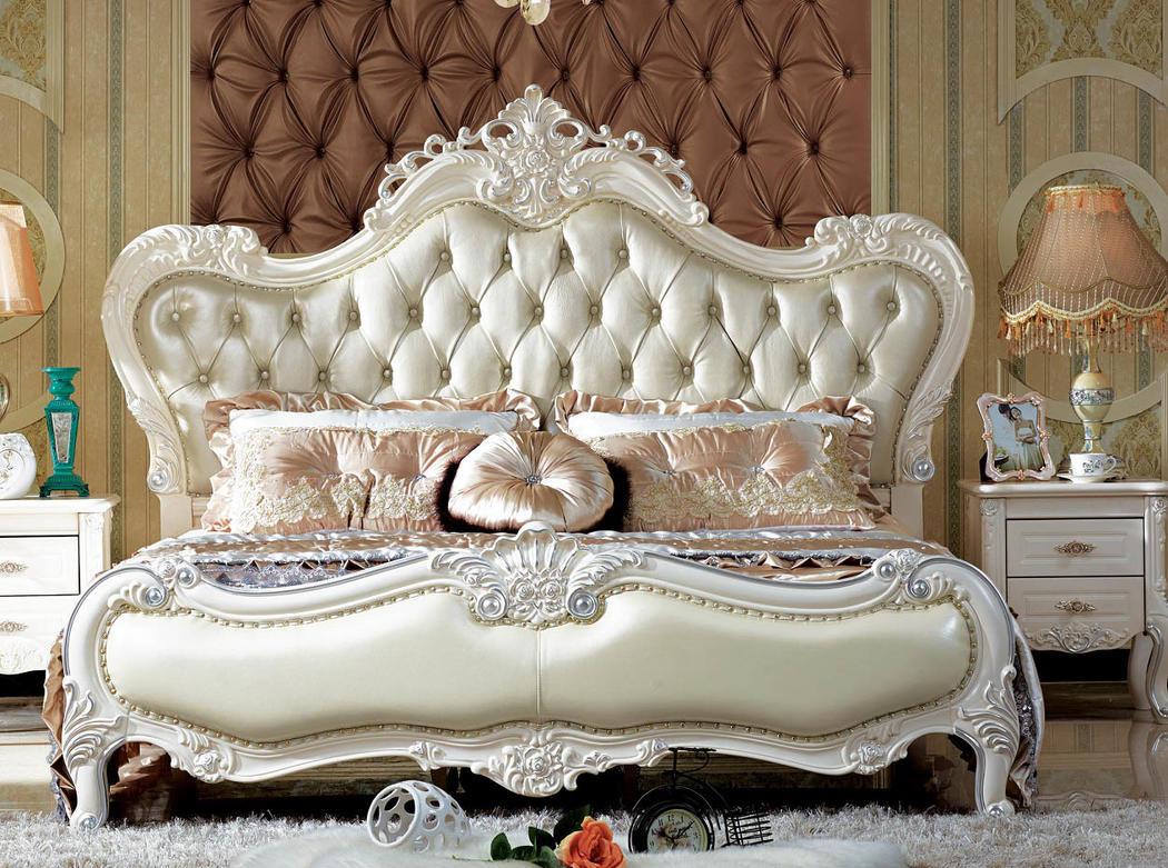 高級ベッド(マットレスなし)