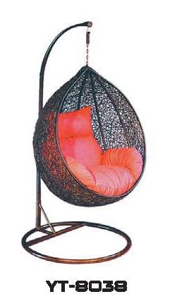独自商品です! 【送料無料】ハンギングチェアー 吊り椅子 たまご型