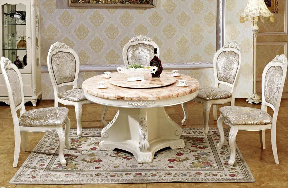 【送料無料】大理石天板ダイニングテーブル【A色】木製天板にも変更可能