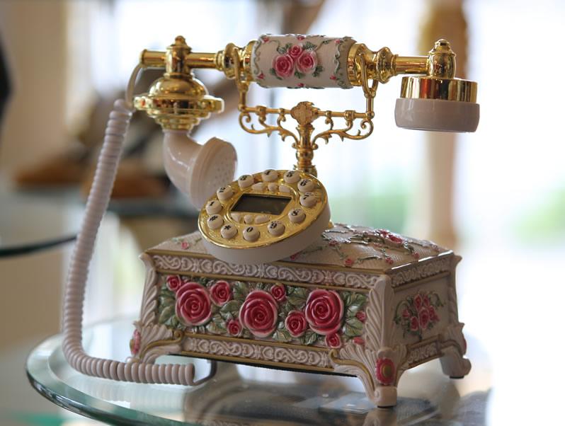 デザイナーズ電話機・プリンセス電話機
